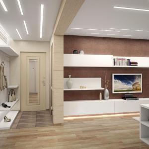 Гостиная-кухня 2