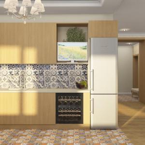 Гостиная, кухня, коридор 4